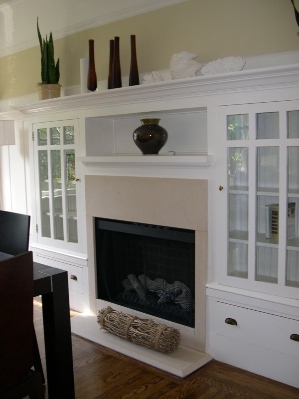 Remodel to Sell Fireplace Surround